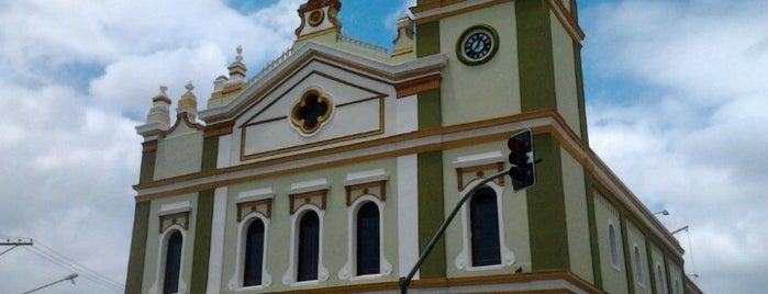 Santuário Eucaristico Nossa Senhora Da Penha is one of Alkinoos'un Beğendiği Mekanlar.