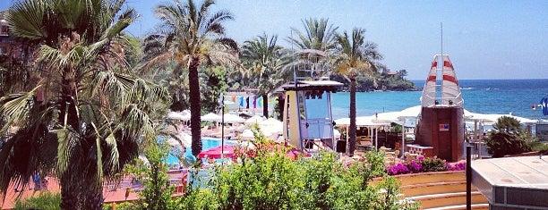 Pegasos Club Hotel is one of Oteller.