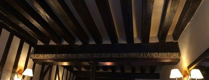 L'Auberge des Deux Ponts is one of Paris approved :).