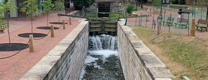 C&O Canal Lock #3 is one of Danyel 님이 좋아한 장소.