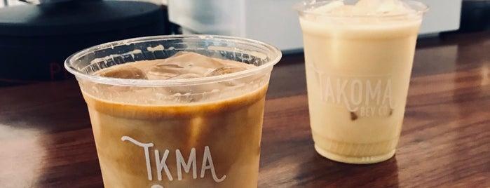 Takoma Beverage Co. is one of Lieux qui ont plu à Evan.
