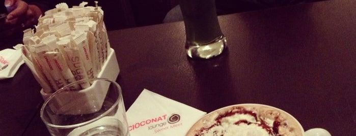 Ciocconat Lounge is one of Gespeicherte Orte von Ziad🇬🇧.