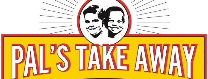 Pal's Take Away is one of SFO.