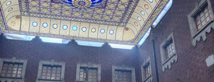 Archivo Historico De La Secretaria De Salud is one of Mexico City.