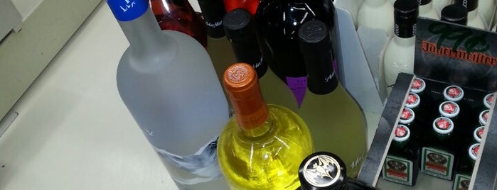 Five Towns Wine & Liquor is one of home.