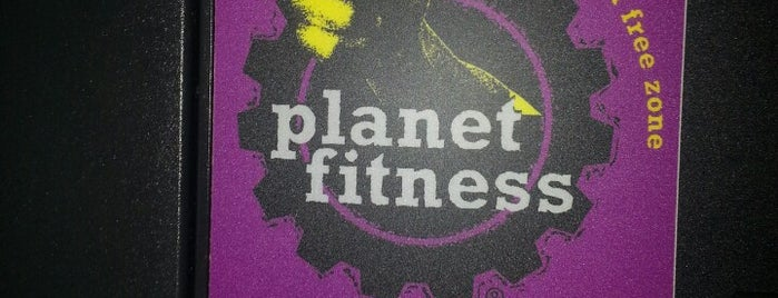 Planet Fitness is one of Muhammadさんのお気に入りスポット.