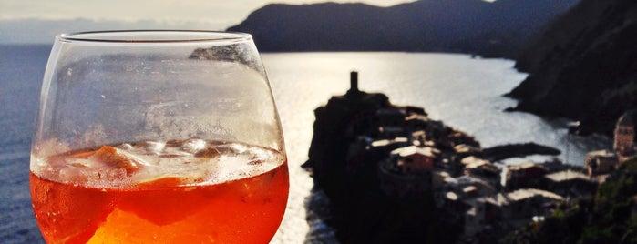 Bar La Torre is one of Cinque Terre.