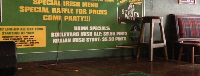 Ha'Penny Bridge Irish Pub & Grill is one of Drink Boise.