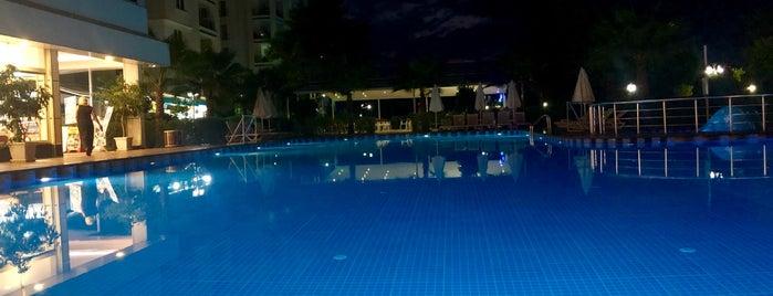 Modern Saraylar Hotel is one of HOLYDAYS.