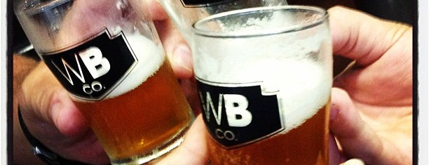 Wynwood Brewing Company is one of Miami's Favorites.