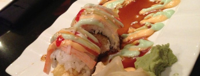 Edohana Hibachi & Sushi is one of * Fort Worth Restaurants Are Gr8—Kurt's Favorites.