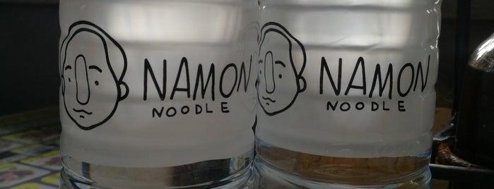 Namon Noodle ll is one of Chonburi & Si Racha.