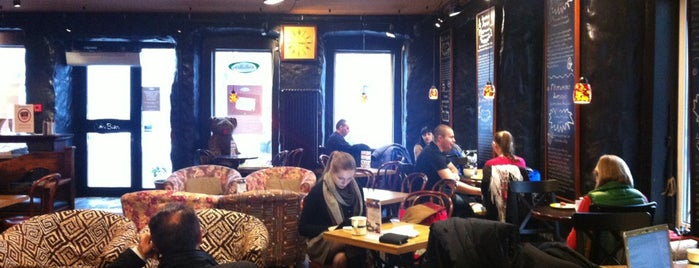 Coffee Bean is one of Top picks for Cafés.