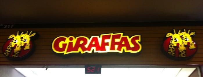 Giraffas is one of สถานที่ที่ Káren ถูกใจ.