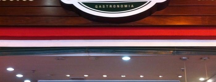 Guilhermo Gastronomia is one of Lojas Shopping Estação.
