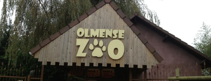 Olmense Zoo is one of Places in Europe.