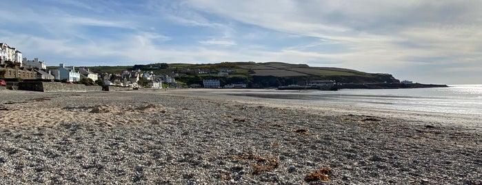 Port Erin Promenade & Beach is one of United Kingdom.