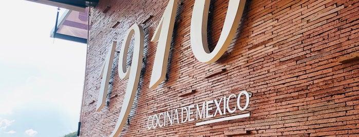 1910 Cocina De México is one of Huequito en el Tambache.