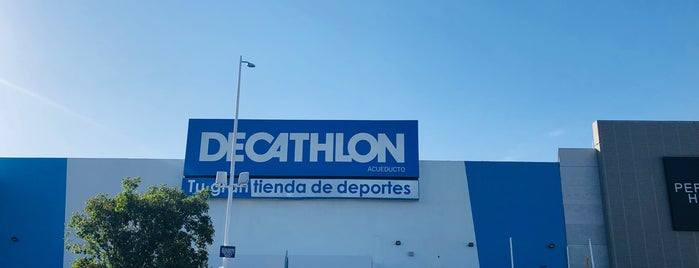Decathlon is one of Teresaさんのお気に入りスポット.