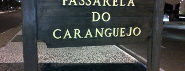 Passarela do Caranguejo is one of Voumirさんのお気に入りスポット.