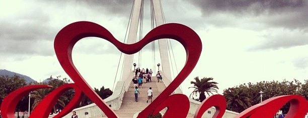 Tamsui Valentine's Bridge is one of Places I would like to visit in my lifetime.