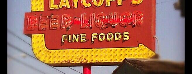 Laycoff's Tavern is one of Jenn: сохраненные места.
