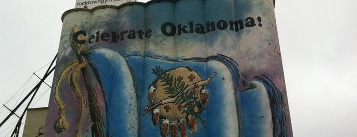 Rocktown Climbing Gym is one of Oklahoma City OK To Do.