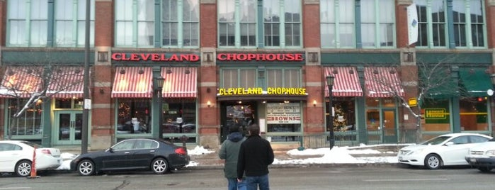 Cleveland ChopHouse & Brewery is one of Places I Go when I Travel.