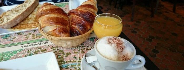 L'Anvers du Décor is one of To Breakfast.
