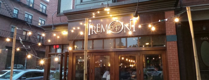 Tremont 647 is one of Boston - To Do.