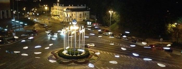 Готель «Дніпро» / Dnipro Hotel is one of Hotels.