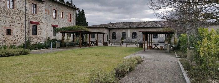 Barone Ricasoli, Castello di Brolio is one of Tuscany.