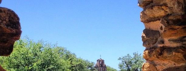 Mission San Francisco de la Espada is one of Lieux qui ont plu à Berenice.