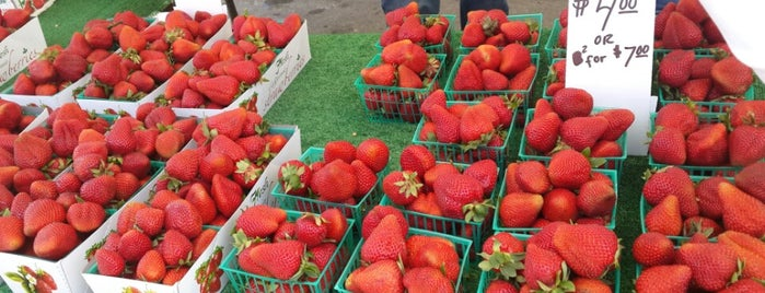 Pacific Grove Certified Farmers' Market is one of HWY1: Santa Cruz to Monterey/Carmel.