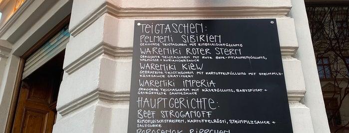 Datscha is one of Berlin 2018.