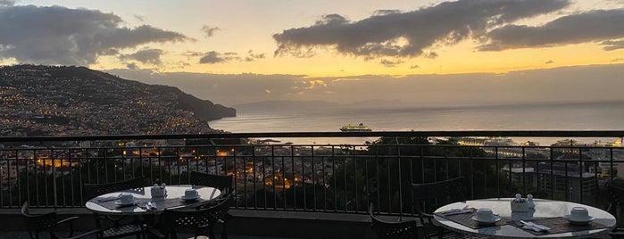 Quinta Das Vistas Palace Gardens Hotel Funchal is one of Best restaurants.