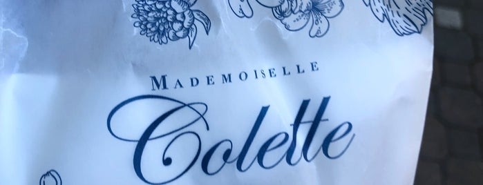 Mademoiselle Collette is one of Tempat yang Disukai Roy.