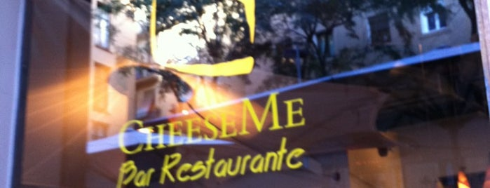 CheeseMe is one of Barcelona My Way.