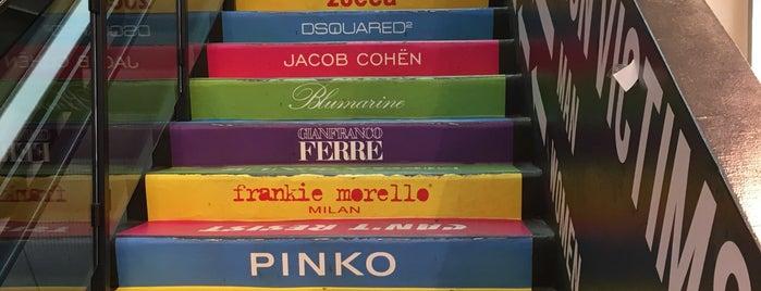 Kilo Fashion is one of Milan.