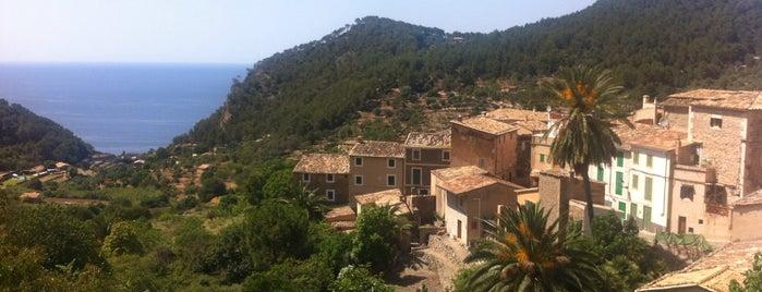 Estellencs is one of Mallorca.