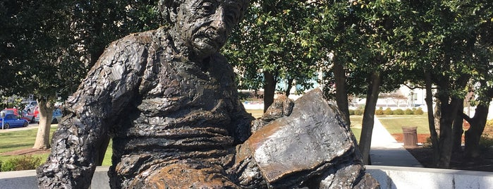 Albert Einstein Memorial is one of Washington, DC Wish List.