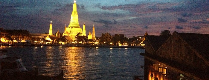 Sala Rattanakosin is one of SEA.