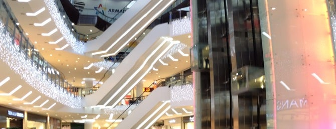 Armada is one of My favorites for Malls.
