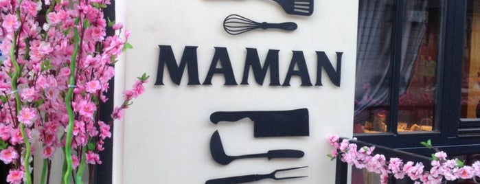 Maman is one of 4eat.