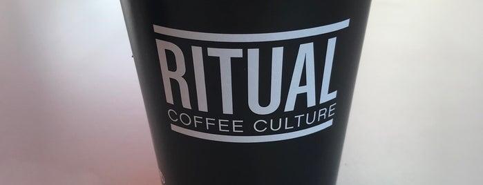 Café Ritual is one of Roberto'nun Beğendiği Mekanlar.