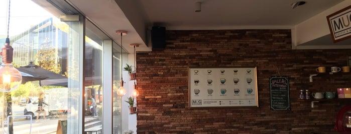 Mug Coffee is one of Tempat yang Disimpan María José.