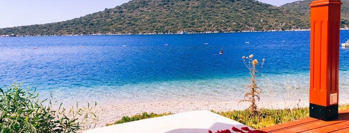 Doria Pool Bar & Restaurant is one of Kaş.