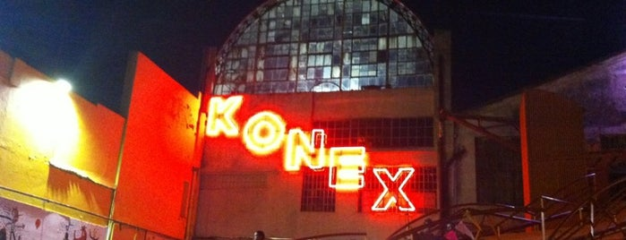 Ciudad Cultural Konex is one of BsA.