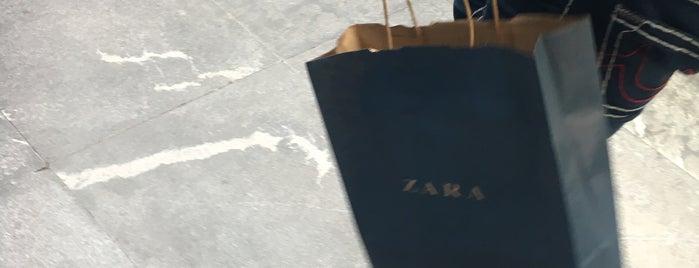 Zara is one of Posti che sono piaciuti a Sergio M. 🇲🇽🇧🇷🇱🇷.