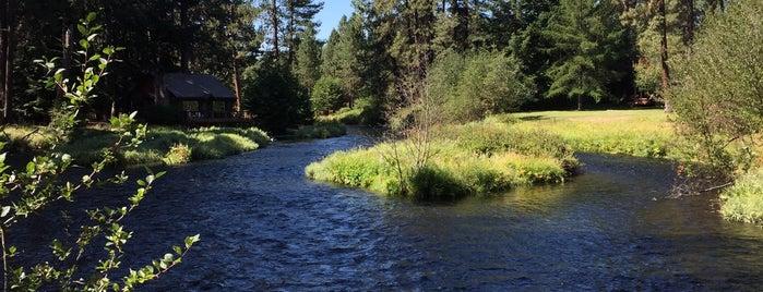 Lake Creek Lodge is one of 💍💍💍.
